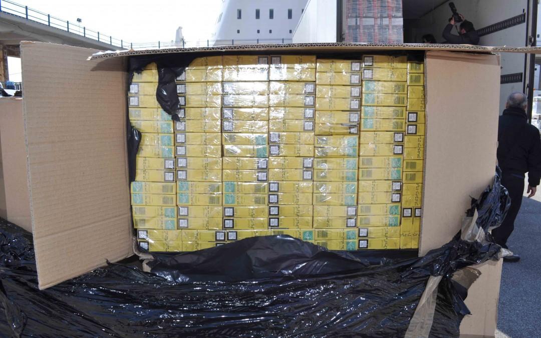 Reato di contrabbando doganale: restituzione dei beni confiscati