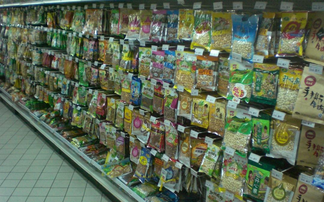 Etichettatura dei prodotti agroalimentari esportati in Cina