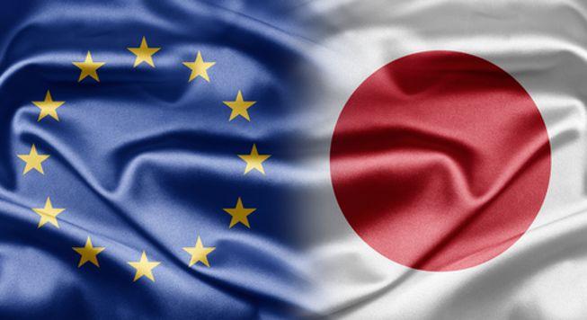 Rimozione dei dazi sul 99% dei prodotti: raggiunto l'accordo tra UE e Giappone.