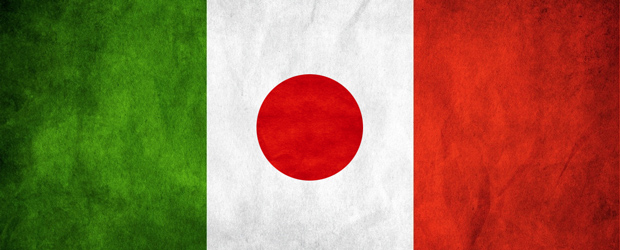 EXPORT ITALIANO IN GIAPPONE