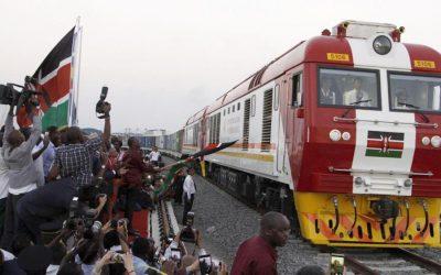 AFRICA AD ALTA VELOCITA': DAL KENYA ALLA NIGERIA BOOM DI FERROVIE L'Africa sfreccia grazie alla Cina
