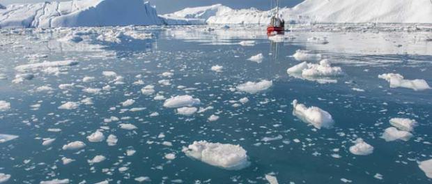 LA VIA POLARE DELLA SETA: DA SHANGHAI A ROTTERDAM RISPARMIANDO 20 GIORNI  Il lato positivo dello scioglimento dei ghiacci