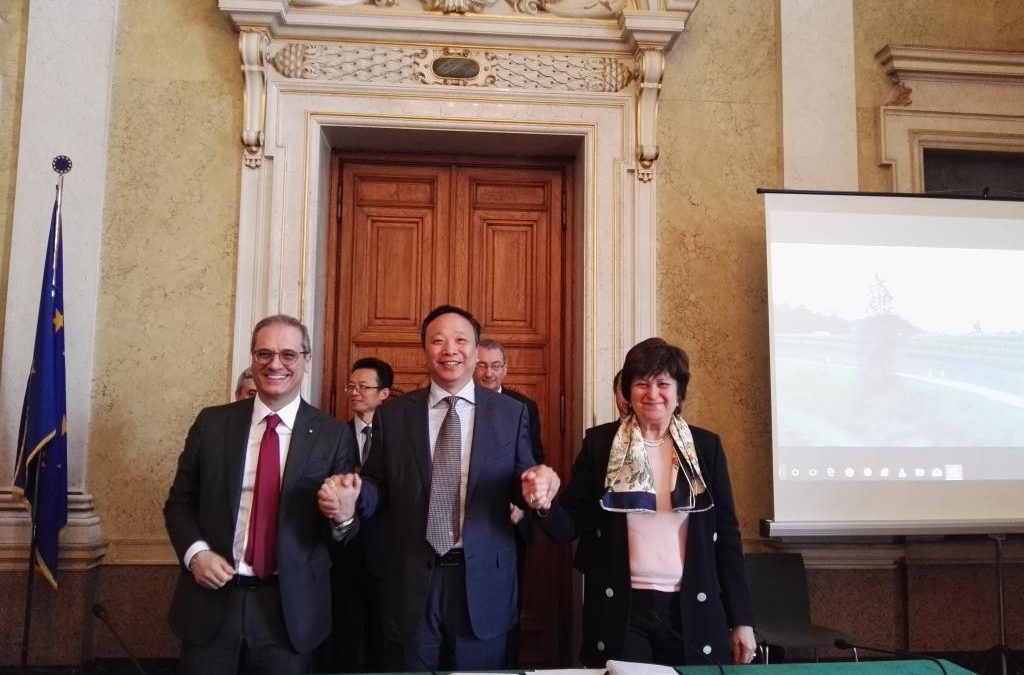 Belt and Road Forum a Trieste: La mossa della Cina.