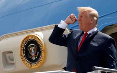 LA GUERRA DEI DAZI – CONTROFFENSIVA DELL'UNIONE EUROPEA                              Gli Stati Uniti all'attacco e l'Europa risponde