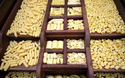 Pasta italiana: l'export sconta la delocalizzazione