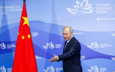 FORUM ECONOMICO ORIENTALE: RUSSIA – CINA