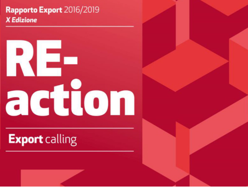 RE-ACTION: RAPPORTO EXPORT 2016-2019