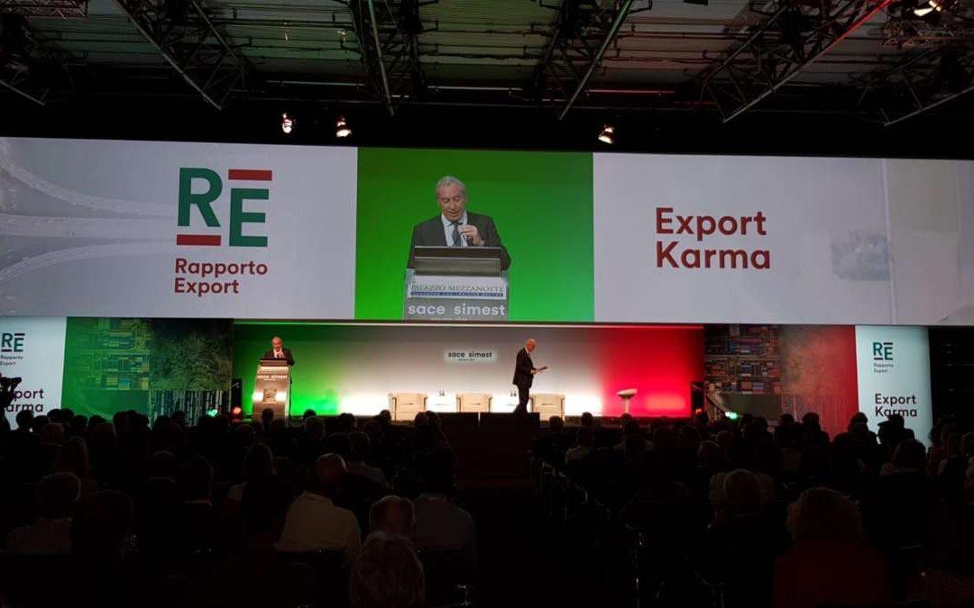 Export Karma – Rapporto Export 2019