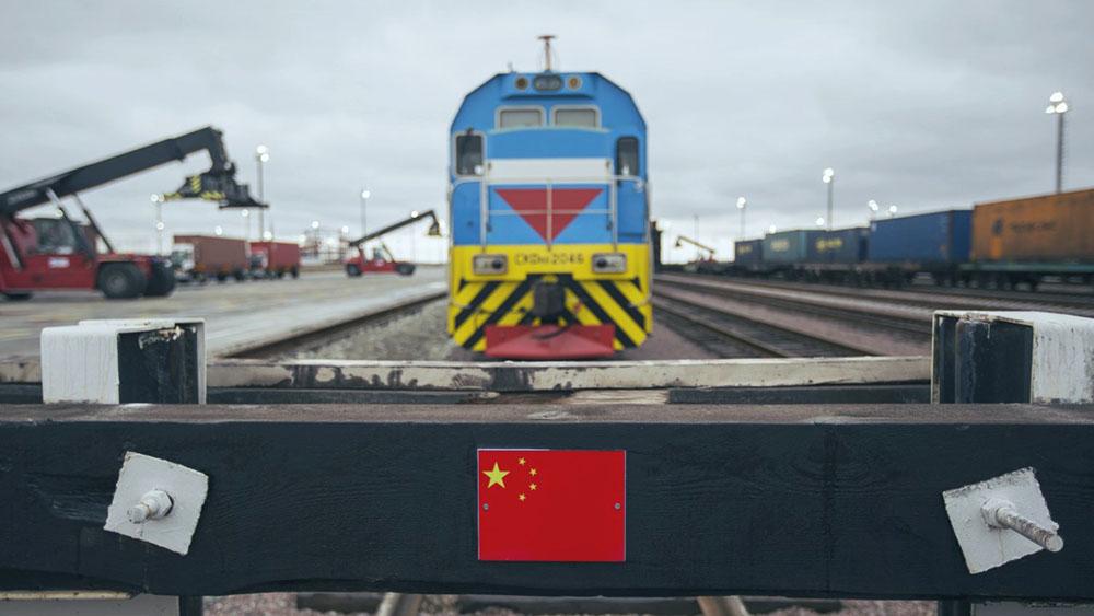 Crescita senza precedenti dei treni tra Cina ed Europa