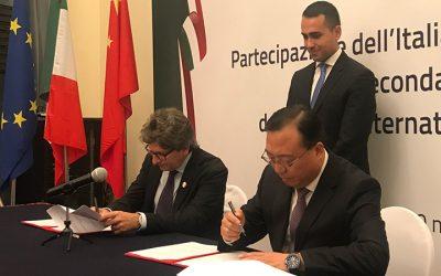 """Memorandum fra il porto di Trieste e China Communications Construction Company, il colosso cinese già """"alleato"""" di Genova"""