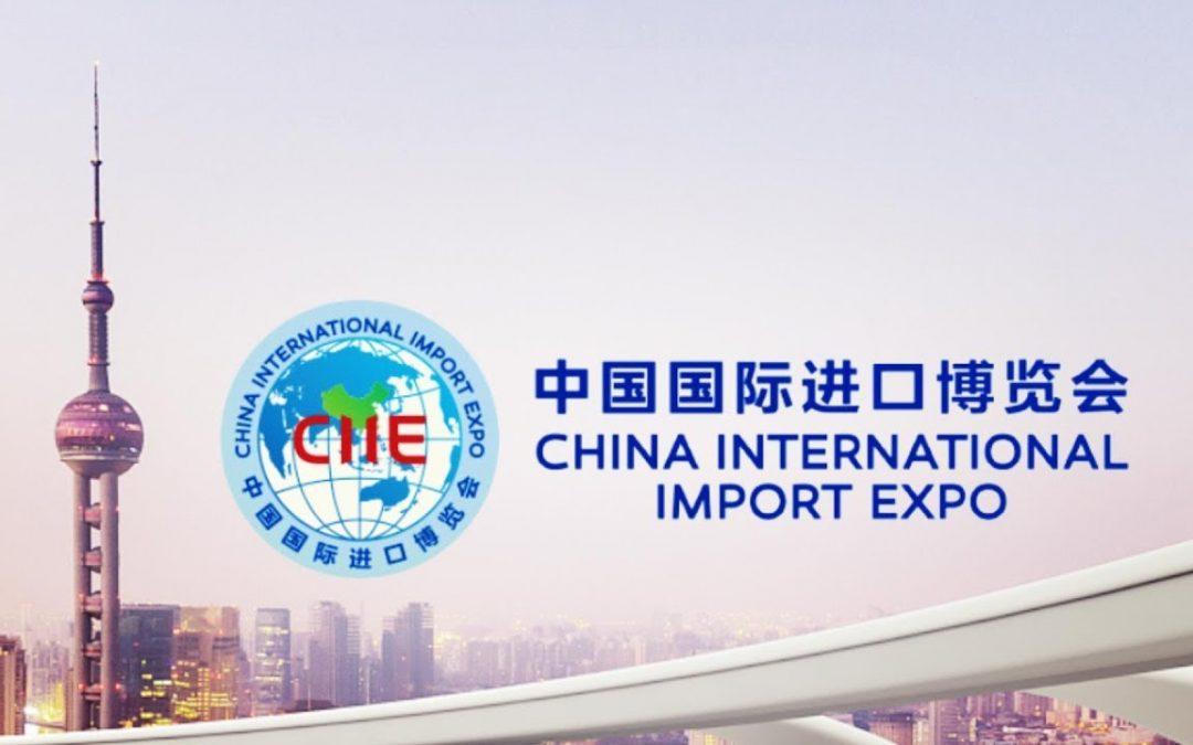 China International Expo di Shanghai