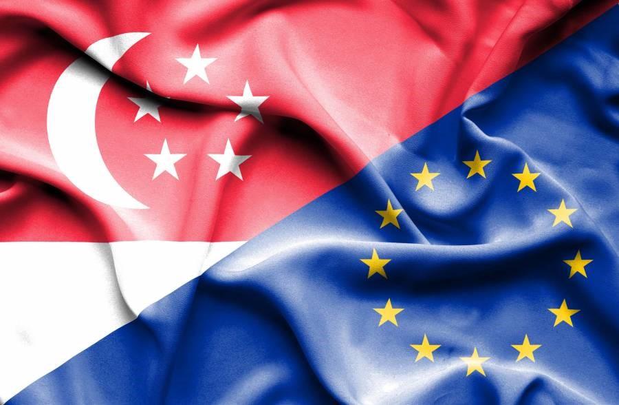 SINGAPORE :  PRINCIPALE PARTNER COMMERCIALE DELLA UE