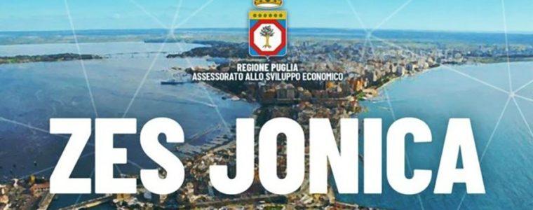 Zona Economica Speciale (ZES) Jonica ed Aree industriali – La Zona franca doganale di Taranto sarà la terza in Italia, dopo Trieste e Venezia
