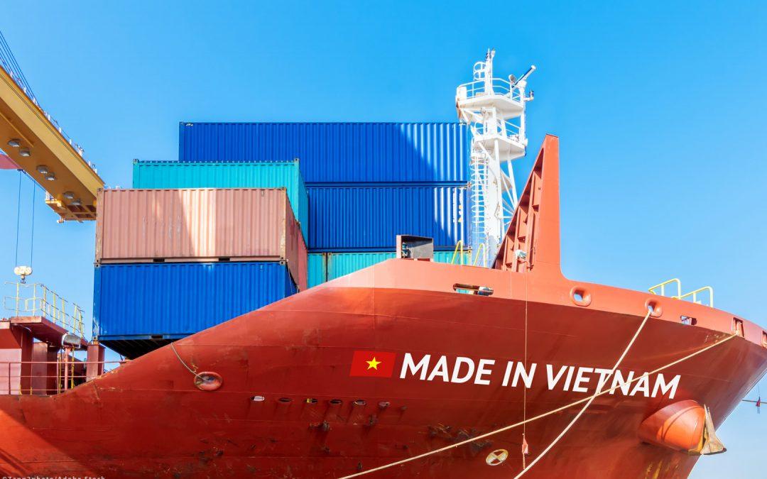 Il Parlamento Europeo approva l'Accordo di Libero Scambio con il Vietnam