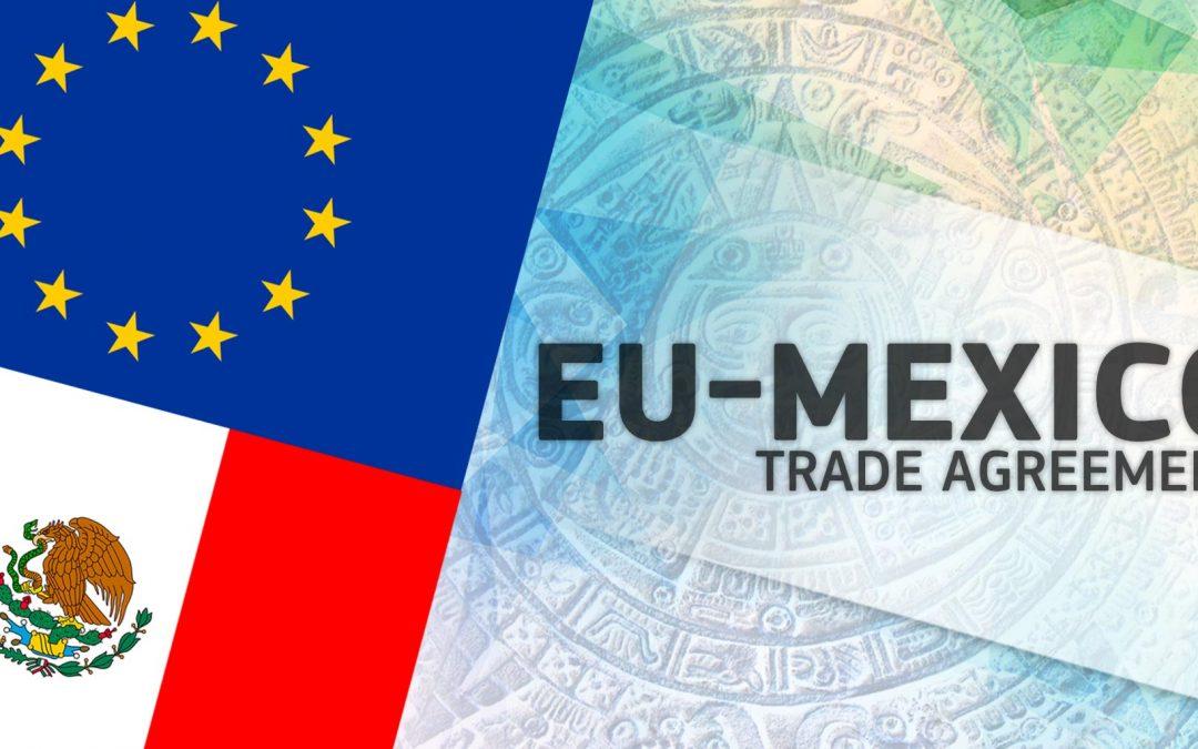 Nuovo accordo di libero scambio tra UE e Messico