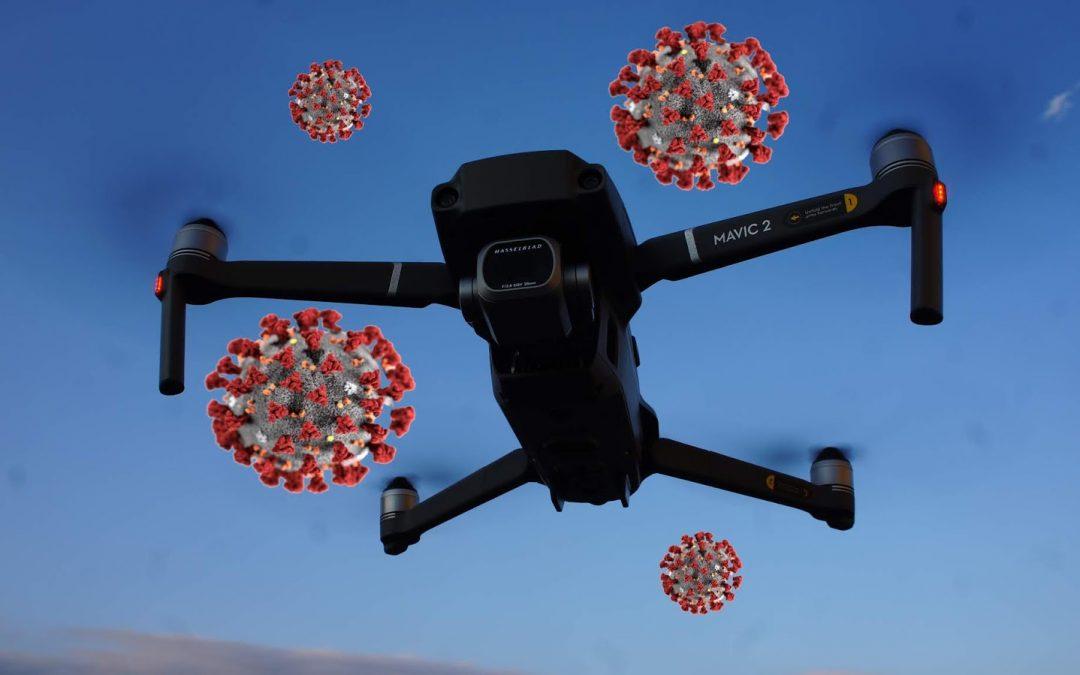 IL FUTURO DELLA LOGISTICA: I DRONI