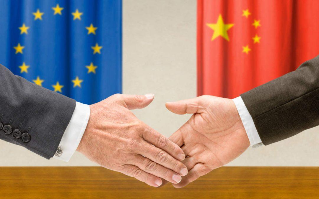 Accordo storico Europa – Cina
