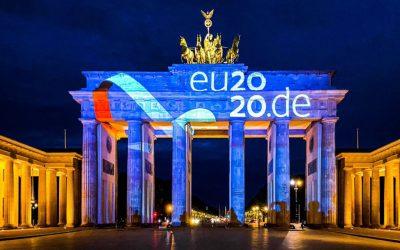 Consiglio dell'Ue, al via i sei mesi della Presidenza della Germania