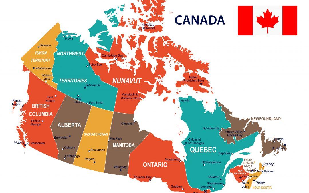 CANADA: IL PAESE PIU' RICCHO AL MONDO. CHE TIPO DI MERCATO OFFRE? MERCATO ONLINE E DIGITAL EXPORT