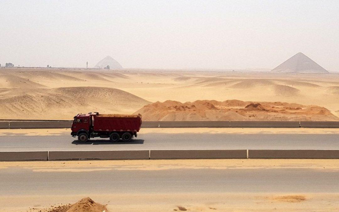 EGITTO: CONVENZIONE TIR