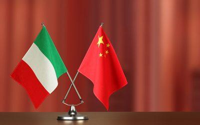 ITALIA E CINA, PARTNER COMMERCIALI